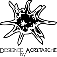 Designed by Acritarche